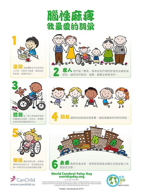 何謂腦麻認識腦性麻痺 中華民國腦性麻痺協會