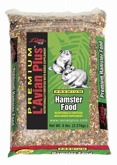 Hamster Avian Plus Lbs