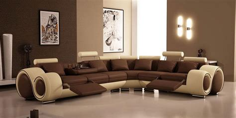 Brown Living Room by 20 Living Room Painting Ideas Apartment Geeks