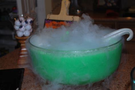 brew witches bubbly punch dry ice halloween spooky eyeballs target