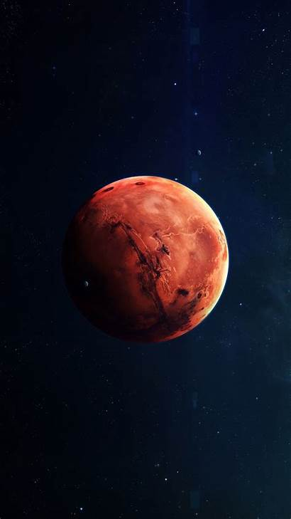 Mars Planet Iphone 4k Background Wallpapers Planets