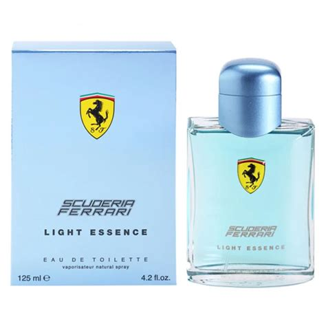 Essence oud was launched in 2012. Buy Ferrari Scuderia Light Essence Blue EDT for Men (125ml) Online at Best Price   Shimmerglory