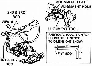 Chevy Camaro  Manual Transmission Is Locked 69 Camaro4 Speed