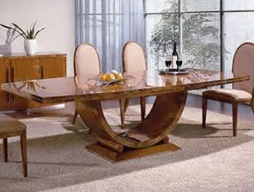 Home Interior Furniture Modern And Stylish Rectangle Dining Table Design For Home Interior Furniture By Artedi