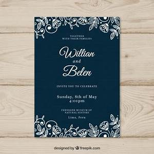 wedding invitation vectors photos and psd files free With wedding invitation design for whatsapp