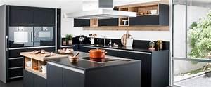 Darty Cuisine équipée : cuisine sur mesure moderne finition optique crystal nova ~ Premium-room.com Idées de Décoration