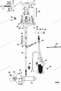 Mercury Motorguide Trolling Motor Parts By Year 2006 Oem Parts Diagram For Complete Trolling