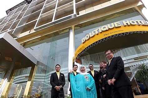 laceboutique luxury hotel johor bahru vip treatments