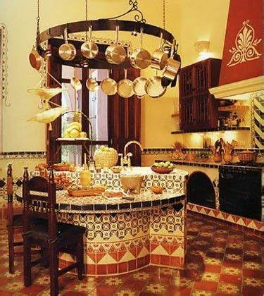mexican style kitchen design mexican style kitchens cocinas rusticas mexicanas de 7483