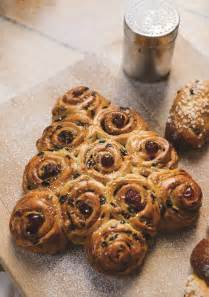 christmas tree bread recipe dishmaps