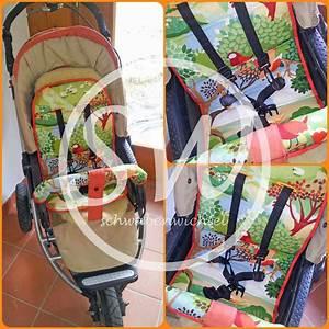 Schlafsack Für Kinderwagen : tutorial f r kinderwagen buggy gurtschoner sitzauflage und b gelschutz n hen baby ~ Orissabook.com Haus und Dekorationen