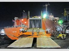 Scandimarph » Ship for sale RoRo vehicle carrier Dwt 3611
