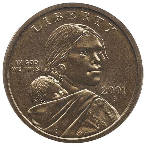 sacagawea coin 2001 sacagawea dollar error coin the danbury mint