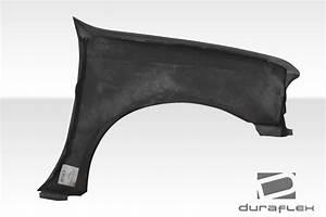 Duraflex 3 5 U0026quot  Bulge Front Fenders For 99