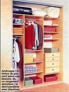Construire Un Placard : construire un placard dressing idees ~ Premium-room.com Idées de Décoration