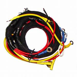 310996 Wiring Harness Made To Fit Ford New Holland Tractor