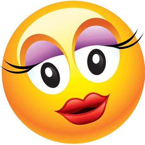 Facebook, Makeup And Emoticon