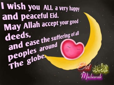 happy eid stay blessed safe