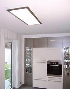 Moderne Küchenlampen Decke : zeitgem e k chenbeleuchtung mit einem vav led panel 970370 led panel wohnzimmer ~ A.2002-acura-tl-radio.info Haus und Dekorationen
