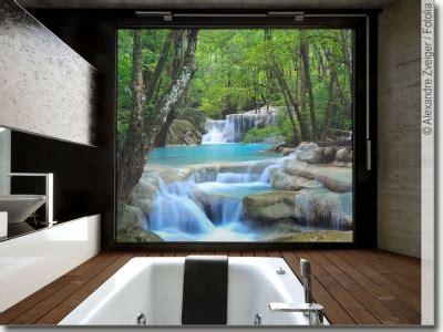 Sichtschutzfolie Fenster Wasser by Fensterbild Wasserfall Sichtschutzfolie F 252 R Fenster
