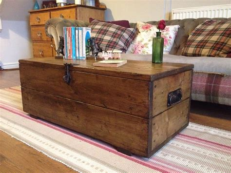 Check out my other items. Old Rustic PINE BOX, Vintage Wooden CHEST, Coffee TABLE, Toy Or Storage TRUNK | eBay | Wooden ...