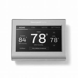 Honeywell Home Wi-fi Smart Color Thermostat