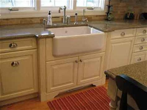 how to install farmhouse sink farm sink and granite countertop install mismatch pictures
