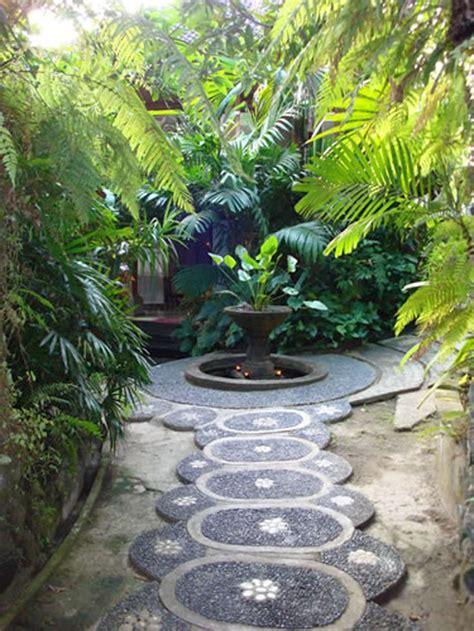 beautiful backyard pathways dig  design