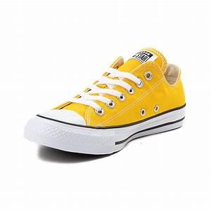 Converse Chuck Taylor All Star Lo Sneaker Yellow 398231