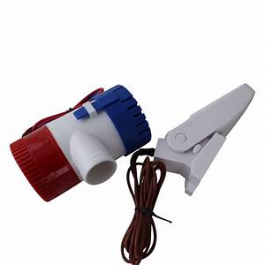 12v Immersible Submersible Marine Bilge Water Pump W