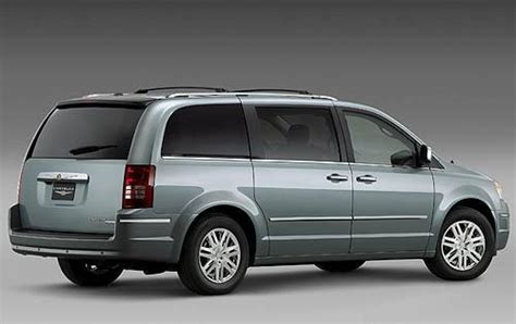 2009 Chrysler Town And Country 2009 chrysler town and country information and photos