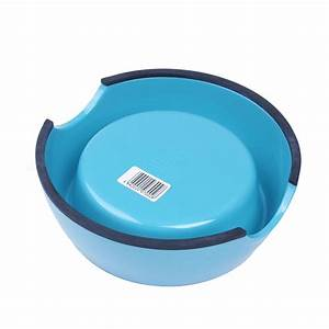 Pet Dog Cat Raised Bowls Removable Stainless Steel Food ...