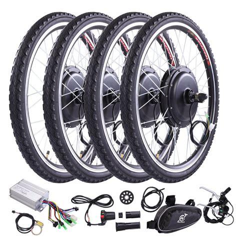 E Bike Electric Motor by 26 Quot 500w 1000w Electric Bicycle Cycle E Bike Conversion
