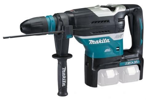 makita bohrhammer sds max makita akku bohrhammer sds max 2x18 v mit bluetooth akku