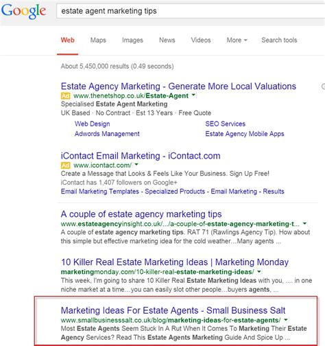 Find Estate Agents Uk Directory Finding Your Meta Tags On Your Small Business Website