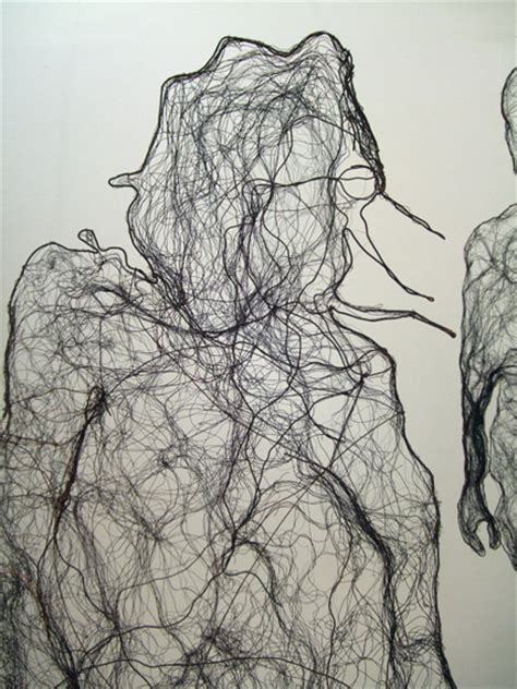 celia smith drawing  wire  curve blogs