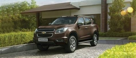 Browns Chevrolet by Chevrolet Trailblazer Ltz Price Features Car Specifications