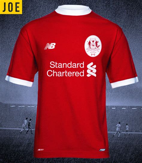 Liverpool to officially unveil classy new 125th ...