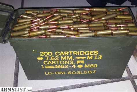 5.45x39 770 Rounds + Ammo Can Ak 74