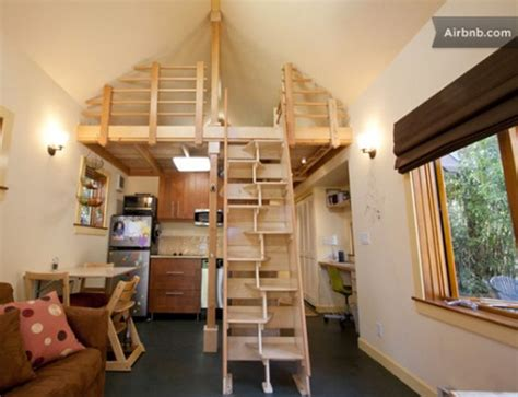 Steps And Ladder Ideas For Tiny Houses