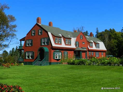 kinexxions campobello island  roosevelt cottage