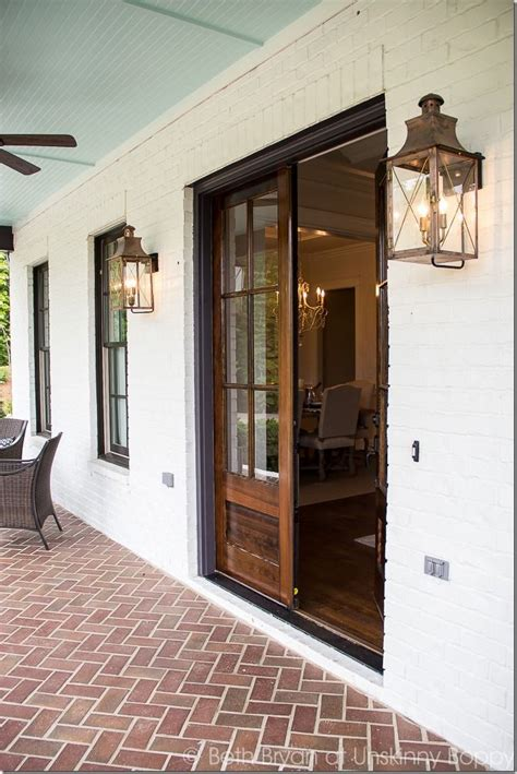 25 best ideas about front porch lights on