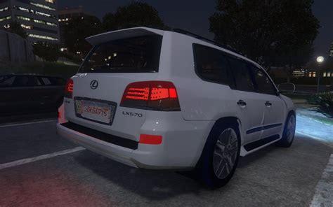 gta moddingcom  area gta  cars lexus lx