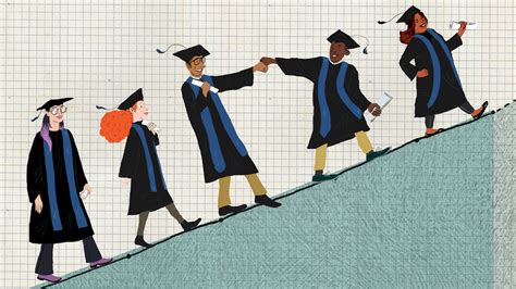 college students graduate   years