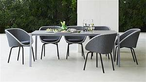 Garden furniture by Cane