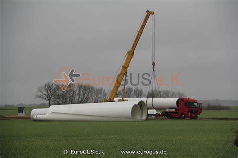 Высота построенного немцами Max Bögl Wind ветрогенератора