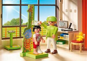 Furnished Children's Hospital - 6657 - PLAYMOBIL® USA