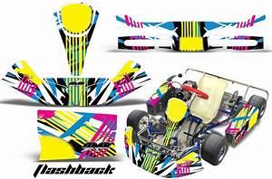 KG Kid/Baby - Kart Graphics Sticker Decal kit