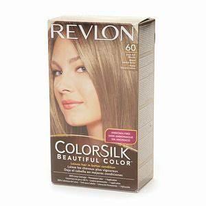 Light Beige Hair Color Chart Revlon Colorsilk 60 Dark Ash Beige Ash