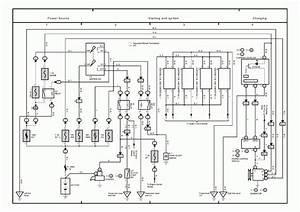 1994 Toyota Corolla Wiring Diagram